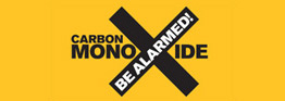 Carbon Monoxide - Be Alarmed